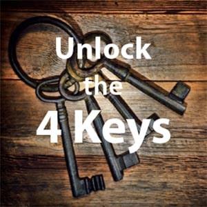 Unlock the 4 Keys to Holistic Health