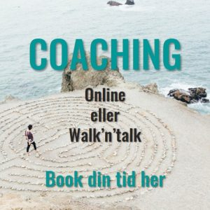 Coaching - online eller walk'n'talk