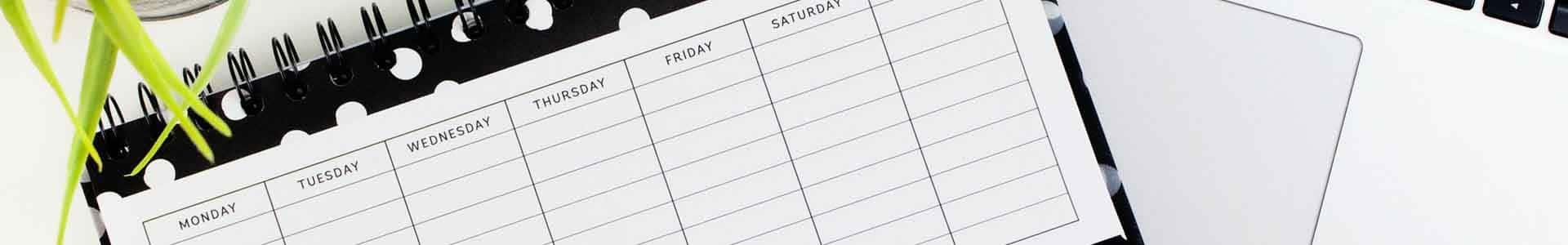 Coaching kalender Heart2Lead