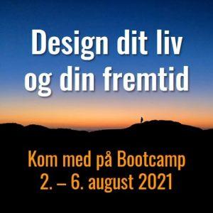 Livsdesign sommer bootcamp