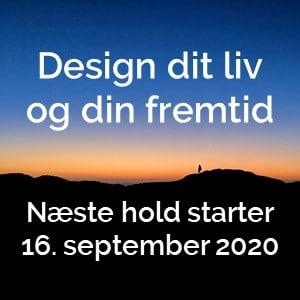 Livsdesign 365 - næste hold starter 16. september