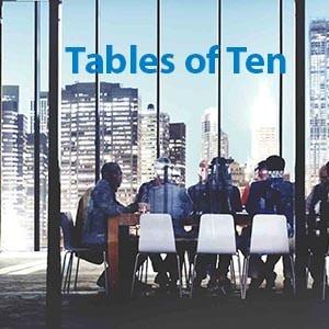 Tables of Ten