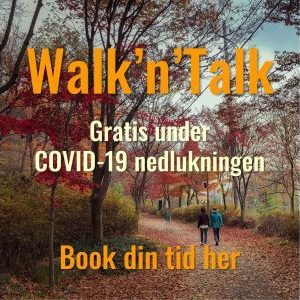 Walk'n'talk Covid-19 Heart2Lead